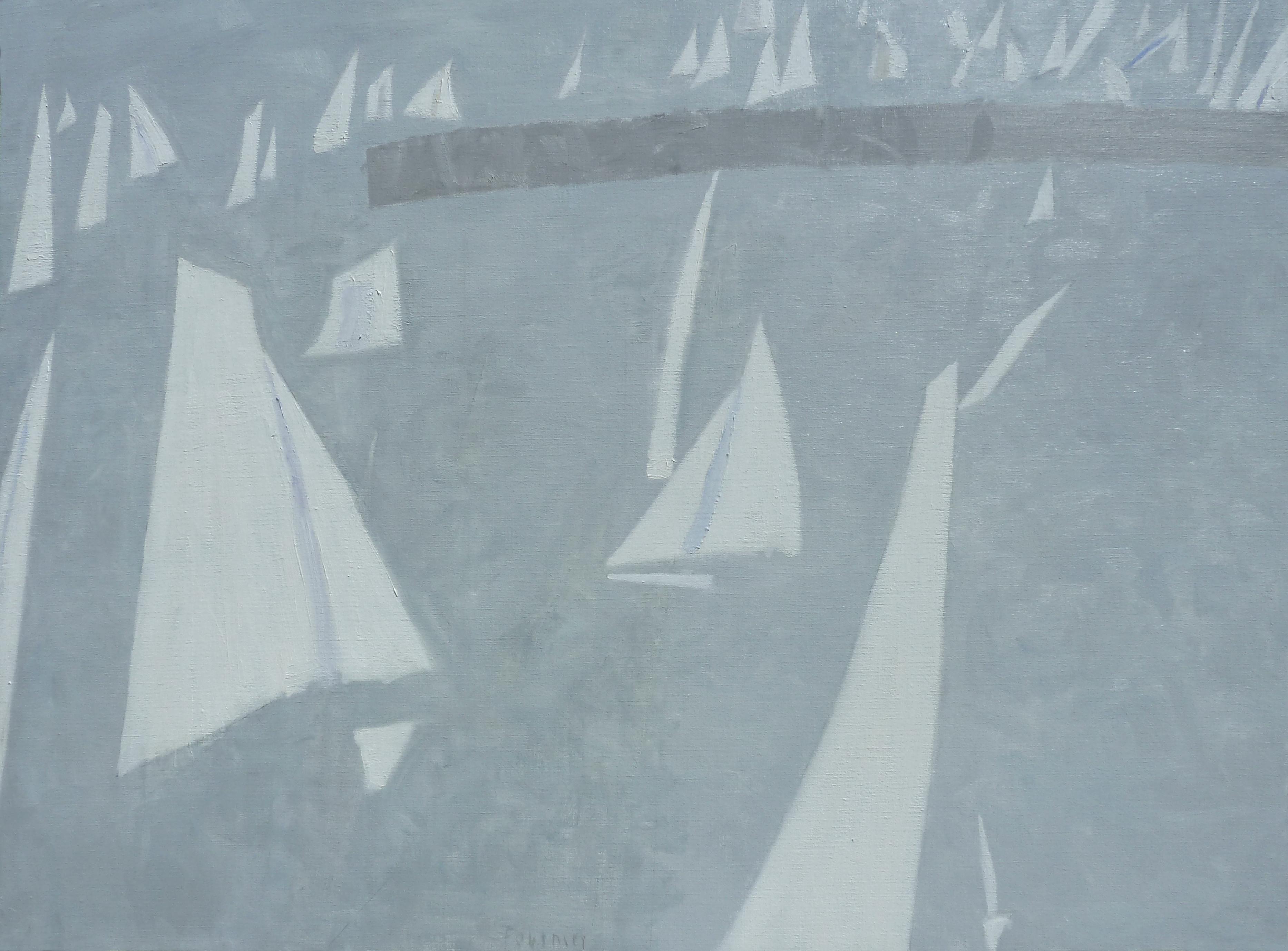 bateaux blancs