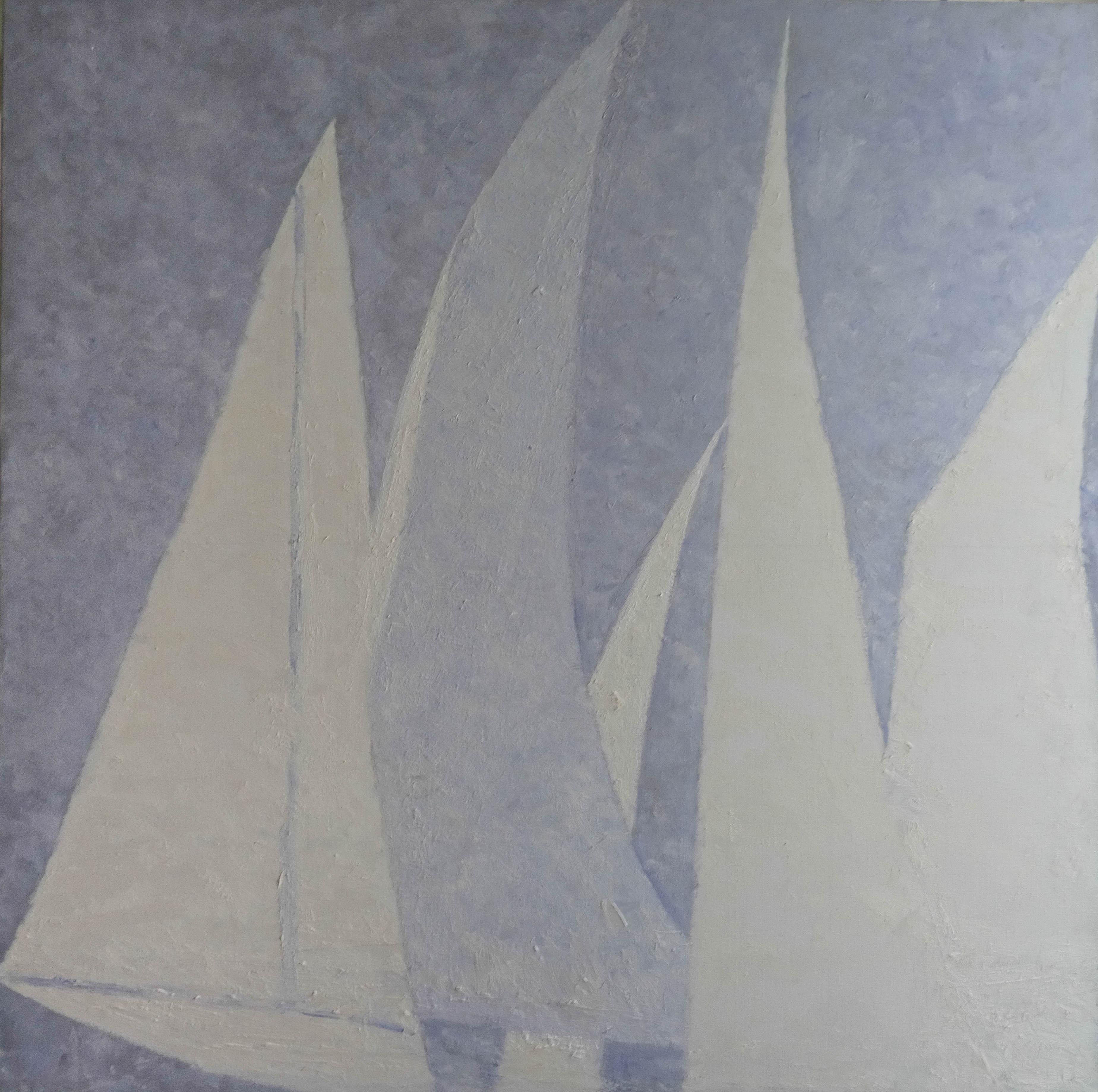 les voiliers blancs 2012